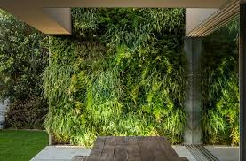 Small Picture Vertical Garden Design Villa Cascais