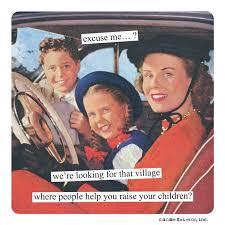 village magnet
