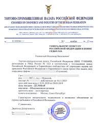 visa letter invitation for a russian business visa creating the order