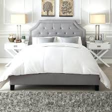 Gray Tufted Bed Tufted Gray Bed Frame World Market – vegankitchn.com