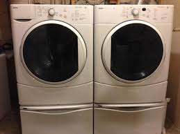kenmore he2 dryer. kenmore he2 washer and dryer with pedestals he2