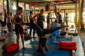 yoga courses in goa kranti yoga offers