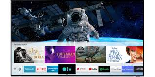 Tv Airplay Chart Apple Tv App And Airplay 2 Debut On Samsung Smart Tvs
