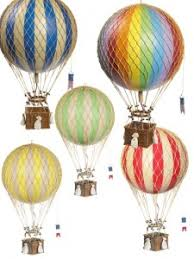 ... Decor. Authentic Models Hot Air Balloons. Authentic Models Balloons