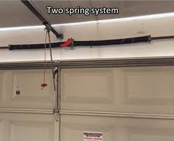 garage door tension springDoor garage  Overhead Door Parts Garage Door Torsion Spring