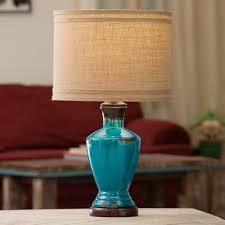 turquoise river table lamp oceans mosaic light klabb ikea australia faceted
