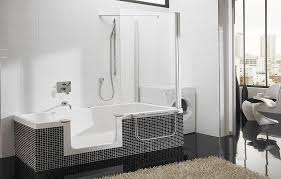 walk in bathtubs reviews excellent with shower tubs and showers modern