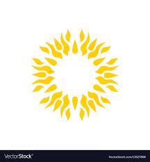 Sun Icon Mandala Tattoo