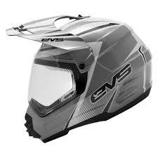 Evs Helmet Size Chart Evs Sports Ht5ds Whbk M Ds Venture Medium Black White Dual Sport Helmet
