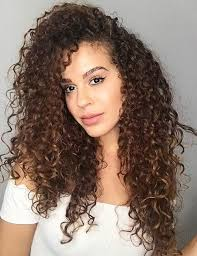 diffe types of curly hairs guide