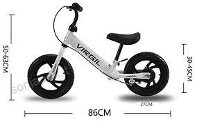 Biciclette Senza Pedali Bicicletta Leggera Con Bici Da Bambino