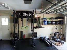 garage gym equipment ideas