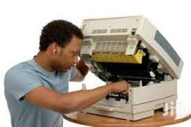 Printer Technician Printer Copier Technician In Nairobi Central Computer