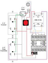 my sous vide controller box heating box wiring diagram