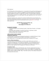 7 Sample Scholarship Acceptance Letters Sample Templates