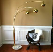 Floor Lamps ~ Mid Century Arc Floor Lamp Arc Floor Lamp Chrome Mid ...