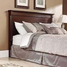 Sauder Bedroom Furniture Sauder Palladia Select Cherry King Headboard 417854 The Home Depot
