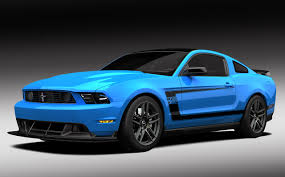 Ford to auction one-off Grabber Blue Mustang Boss 302 Laguna Seca ...