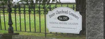 Trinity Churchyard Cemetery Association - Holderness, NH