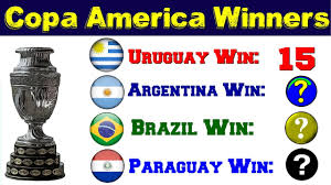 League, teams and player statistics. Copa America Winners Uruguay Argentina Brazil Are The Top Cup Winner All Copa America Winners Youtube