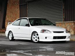 honda civic 2000 ex. Modren Honda Htup 1205 02 2000 Honda Civic EX Si Front Lip Intended Honda Civic Ex T