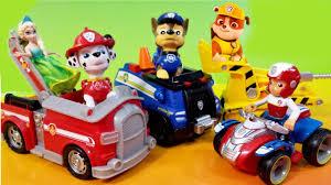 NEW <b>Paw Patrol Dog</b> Toys Nickelodeon Nick Jr Rubble Bulldozer ...