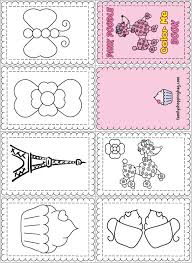 Small Picture Printable Halloween Coloring Good Mini Coloring Books Coloring