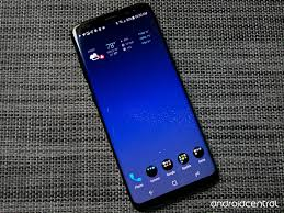 How To Theme Your Galaxy S9 Note 8 Or Galaxy S8 Android Central