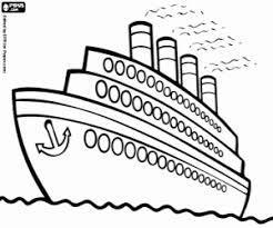 Kleurplaten Boten En Andere Vaartuigen Kleurplaat