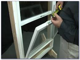how to replace window glass in aluminum frame