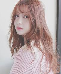 オルチャンの髪型が手本韓国風ヘアカットアレンジを取り入れてみない