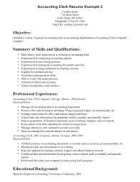 Office Clerk Resume Examples Resume Office Clerk Resume Sample 22
