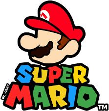 Super mario Logos