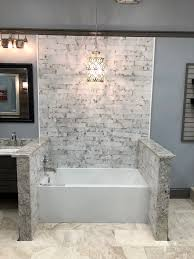La Tiles Marble Granite Design Marble Shower Tile Installation In Lafayette La Bathroom