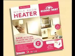 econo heat 0603 e heater getforless