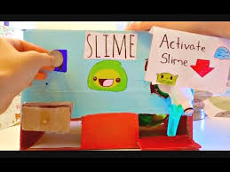 Slime Vending Machine Amazing Homemade Slime Vending Machinerequires YTDownloaded