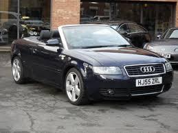 black audi a4 interior. audi a4 18 t s line cabriolet 2dr convertible black interior