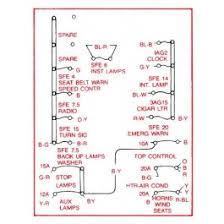 1964 1 2 mustang fuse box diagram image details 1964 ford thunderbird fuse box diagram