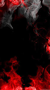 black and red wallpaper 4k for mobile