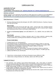 Example Of Best Resume Format Best Of Microbiology Resume Sample Tierbrianhenryco