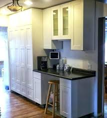kitchen cabinets for tall ceilings ceiling high kitchen cabinets how to extend tall cabinet base unit
