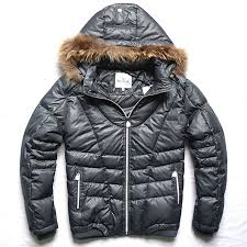 Cheap Moncler Mens Jackets Down Silver Fur Collar With Slash,moncler coats ,Newest