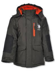 U S Polo Assn Boys Insulated Jacket
