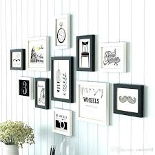 photo frame collage set style photo frame white multi photo frames picture frame wooden frame for