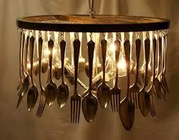 unique kitchen lighting. 21 Unique Lighting Design Ideas Recycling Tableware And Kitchen Fixtures