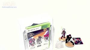 infinity xbox 360. disney infinity star wars starter pack 3 0 for the xbox 360, unboxing and packing away xbox 360