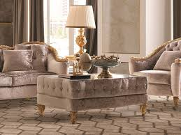 opera fabric coffee table by andrea