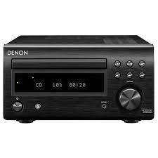Купить <b>CD</b>-плеер с <b>ресивером Denon</b> RCD-M41 Black в каталоге ...