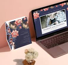 Introducing Free Wedding Websites That Match Your Invitations On