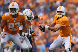 South Carolina Football Depth Chart College Football Tennessee Releases Depth Chart For South